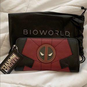BRAND NEW Marvel Deadpool Wallet
